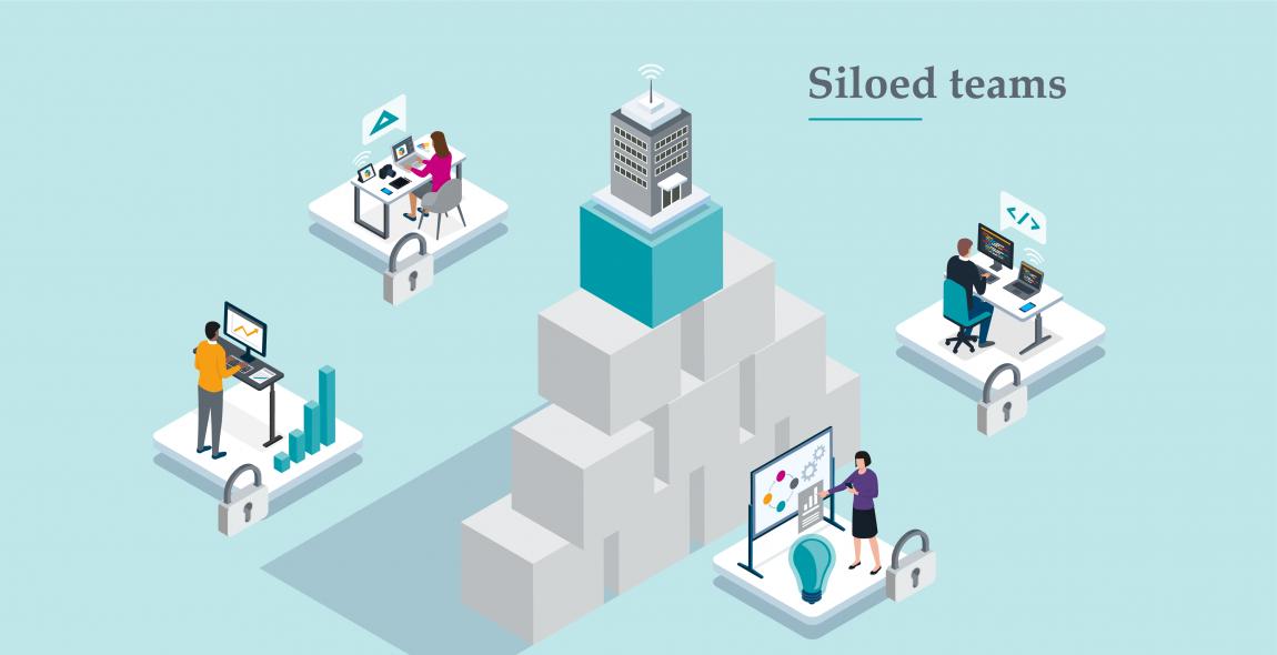 Silo mindsets hamper breakthrough interdisciplinary innovation